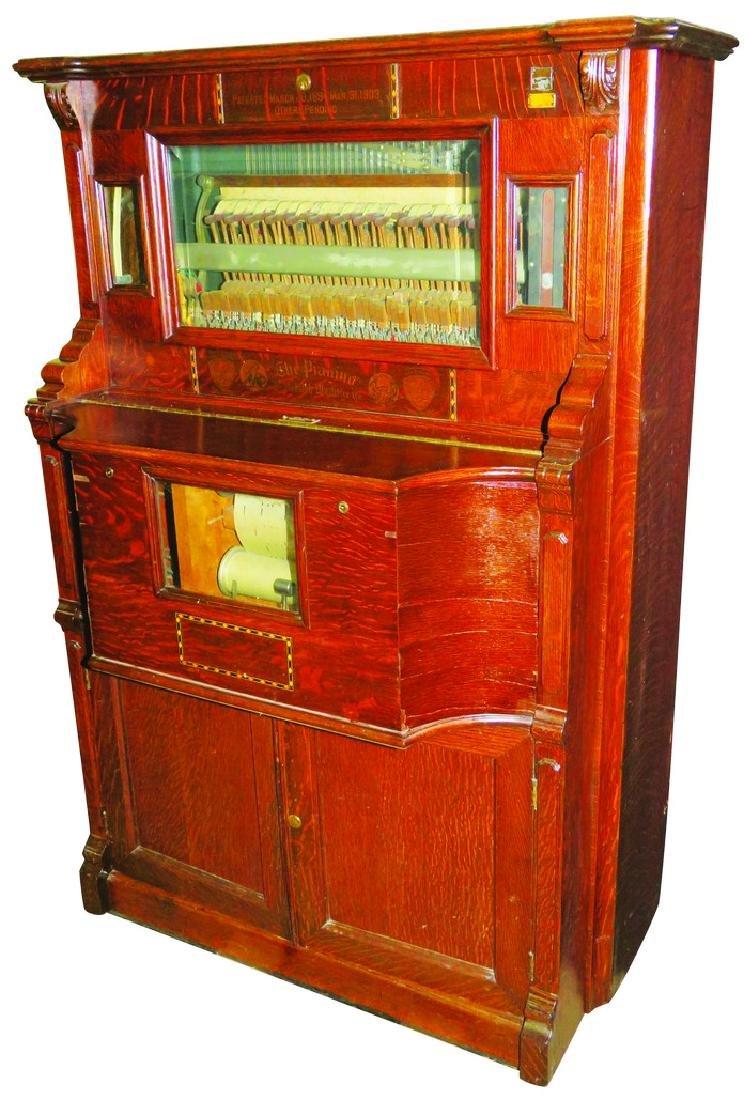 Rudolph Wurlitzer Co. Pianino Music Machine