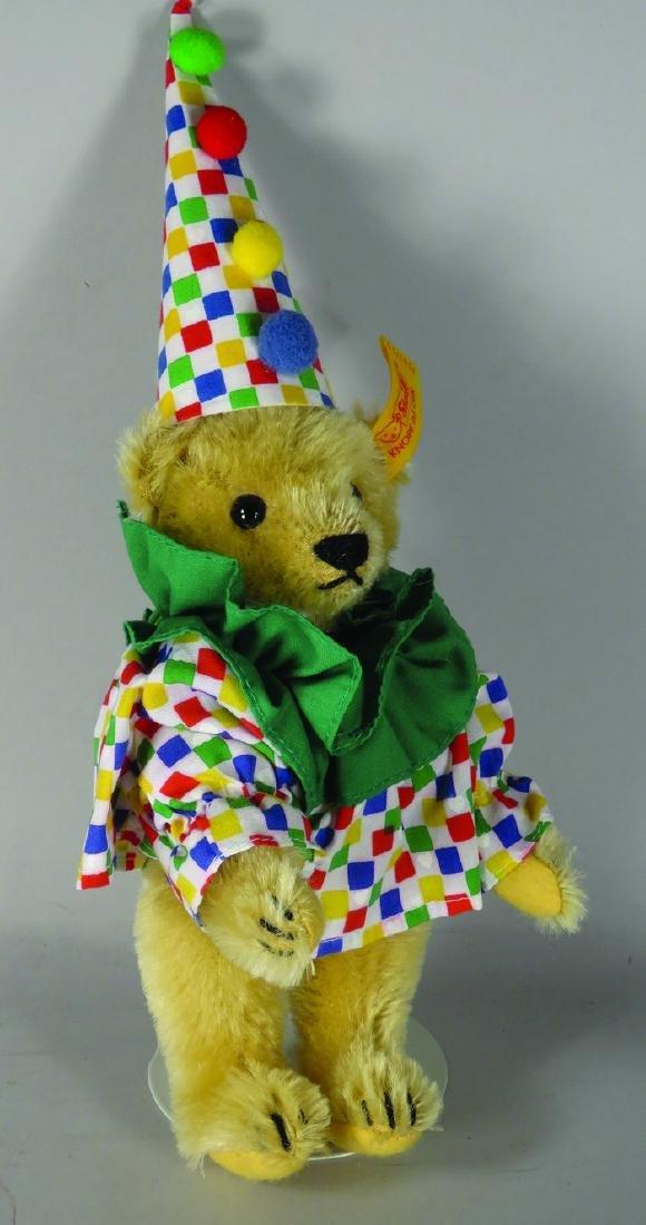 Vintage Original Steiff Birthday Bear