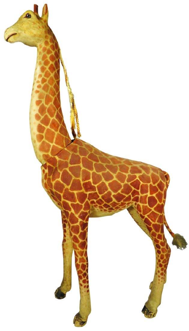 Rare Giraffe Wind-up Automaton