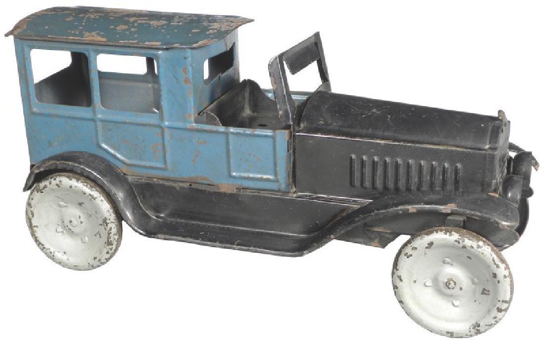 Pressed Steel Luxury Sedan Toy Car