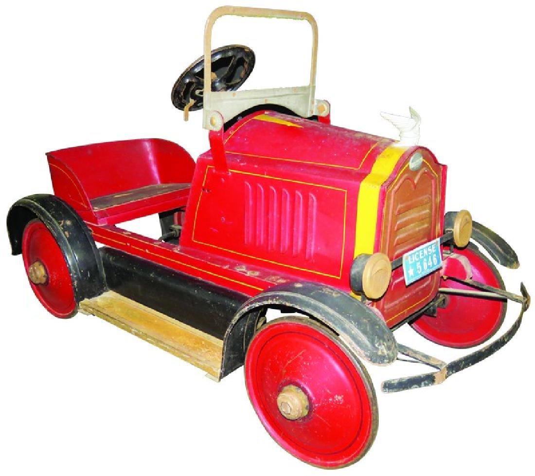 "1929 American National ""Franklin"" Pedal Car"