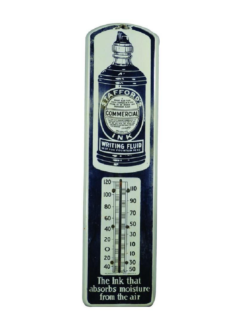 Stafford's Writing Fluid Thermometer