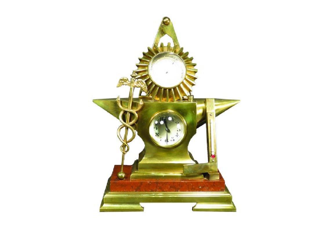 A. Laborde & Co. Clock, Barometer & Thermometer