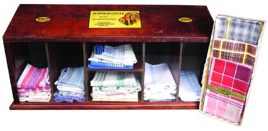 Hank-O-Chief Men's Handkerchief Store Display