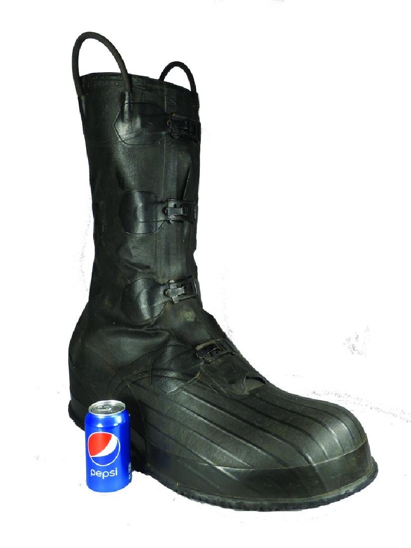 Rare US Rubber Co. Store Oversize Display Boot
