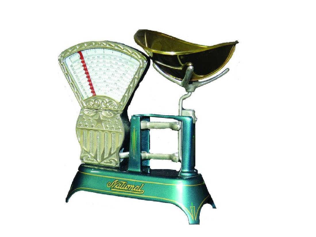 National Scale Co. Fan Style Candy Scale