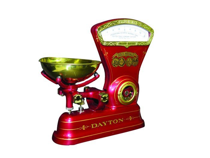 Dayton Scale Company Candy Scale
