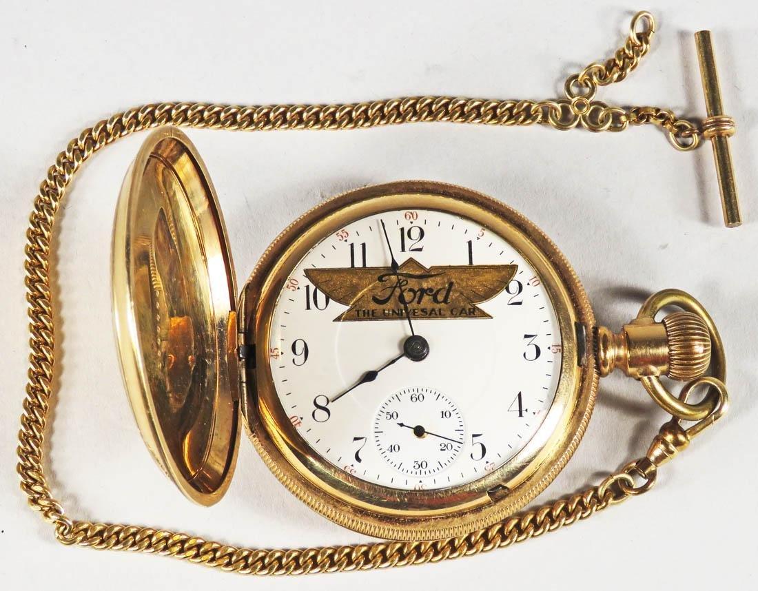 Ford Motor Company Pocket Watch
