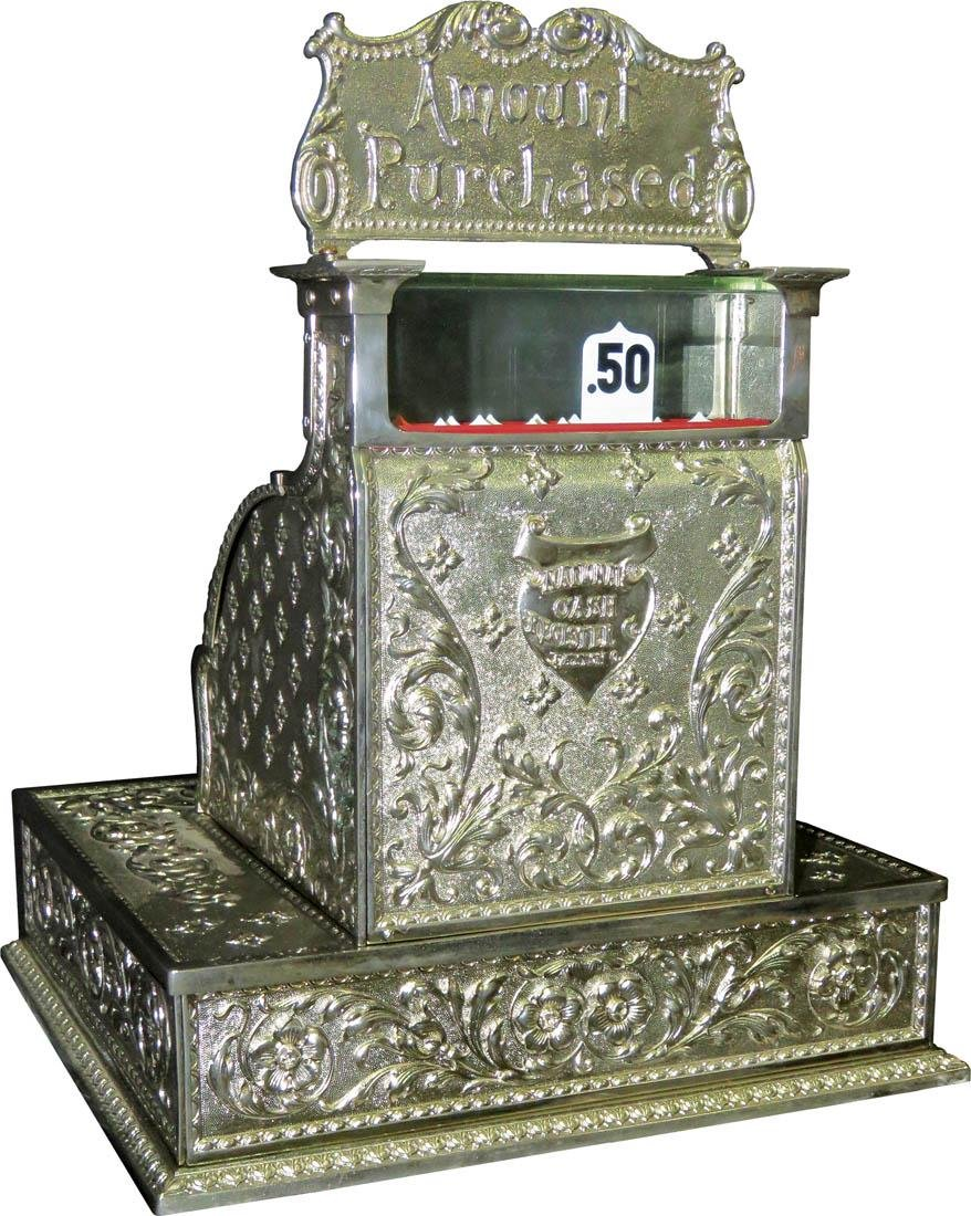 Restored National Cash Register Model  52 - 3
