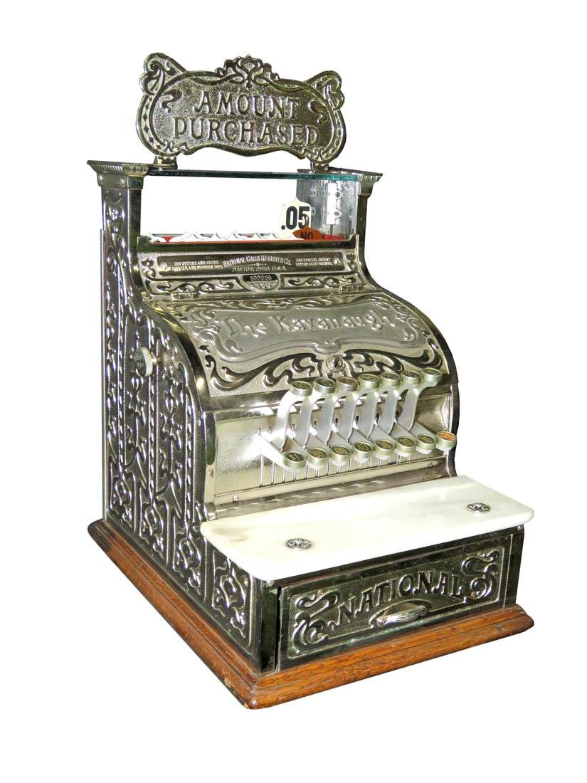 Restored National Cash Register Model 130