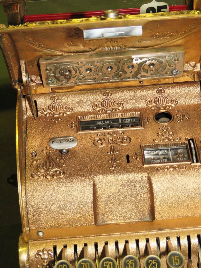 Restored National Cash Register Model 313 - 3