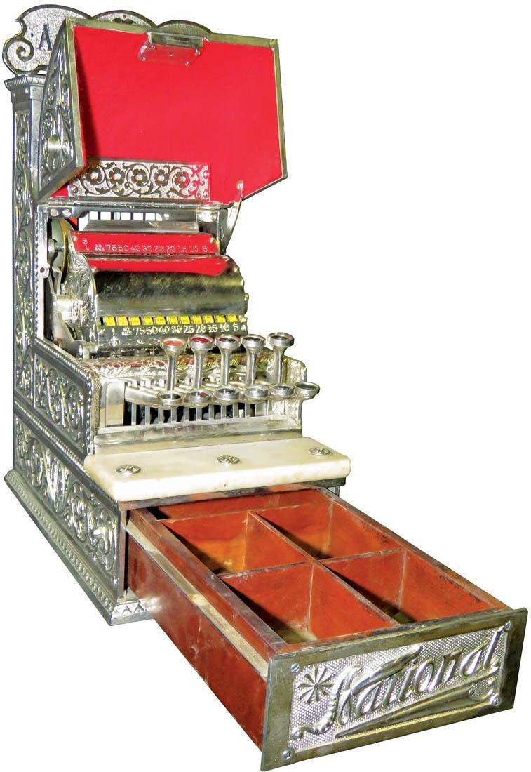 National Cash Register Model 5 - 2