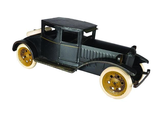Schieble, Coupe Auto Friction Tin Toy