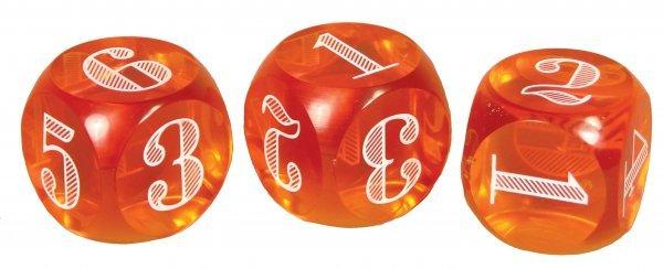 1140: Set of Catalin Ball Dice