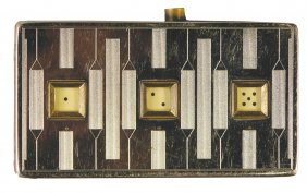 1144: Pocket Dice Game, ca. 1920