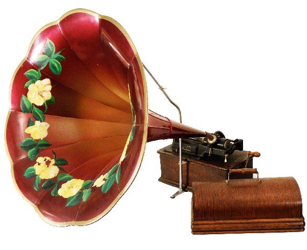 503: Thomas A. Edison Home Phonograph