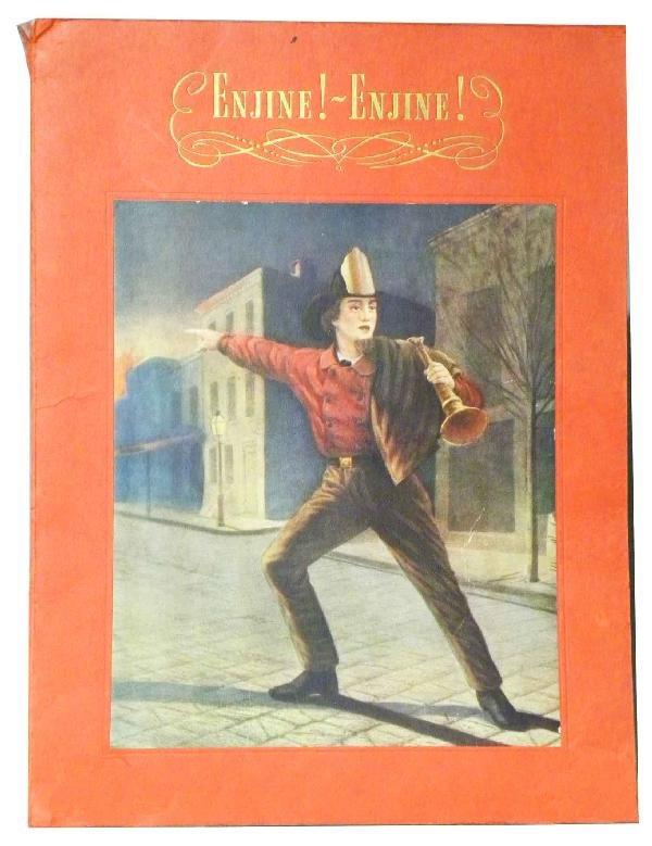 1232: Enjine! Enjine! Book