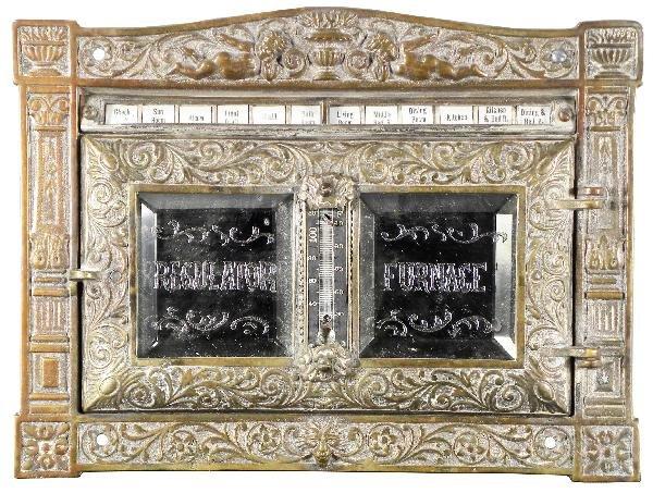 1240: Regulator Furnace Door