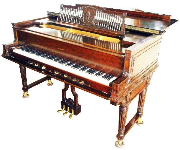 1579: Steinway Reproducer Grand Piano