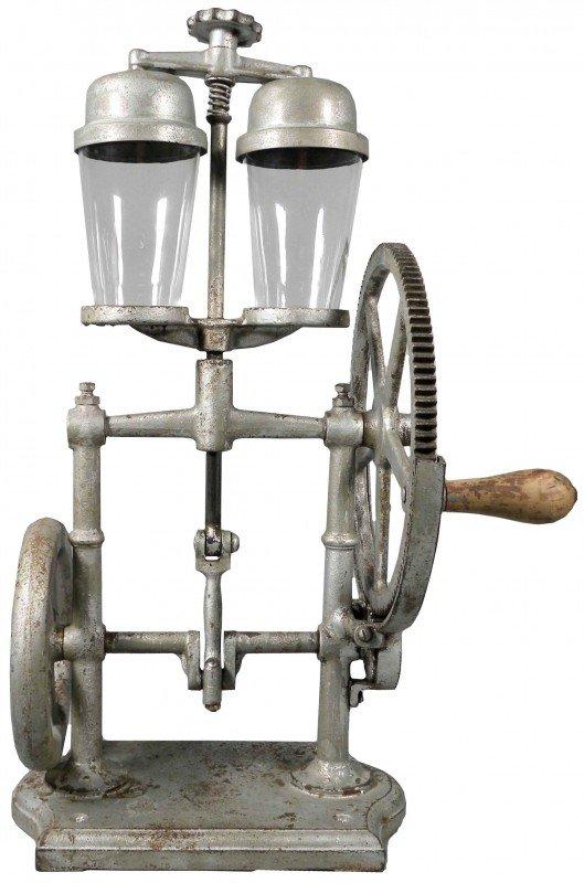 514: Rare Double cup Malt Mixer