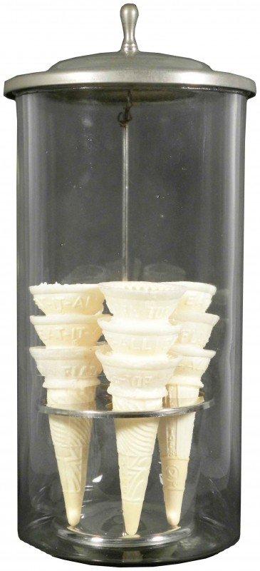 523: Ice Cream Cone Holder