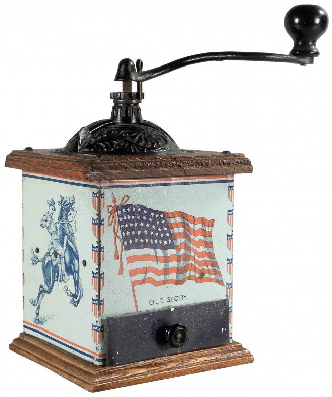 1310: The Bronson-Walton Co. Coffee Grinder