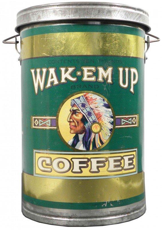 1313: Wak-Em Up Coffee Pale