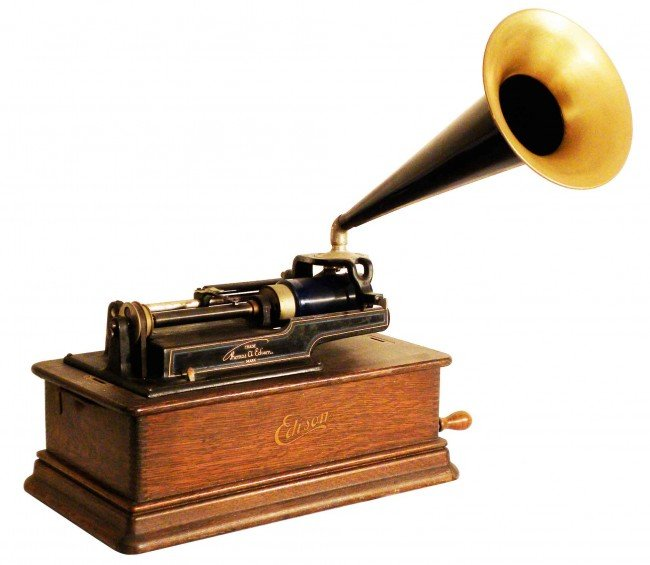 1451: Thomas A. Edison Home Phonograph