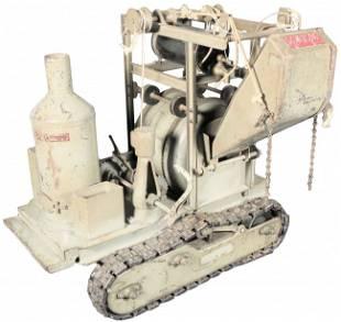 1594: Buddy L Pressed Steel Toy Concrete Mixer