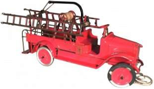 1629: Keystone Pressed Steel Toy Truck