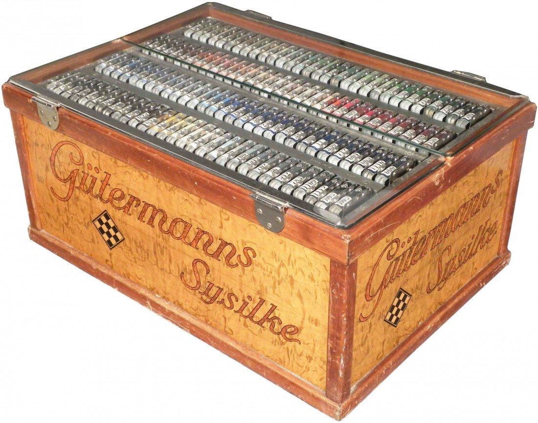 540: Giitermann's Sysilke Spool Cabinet