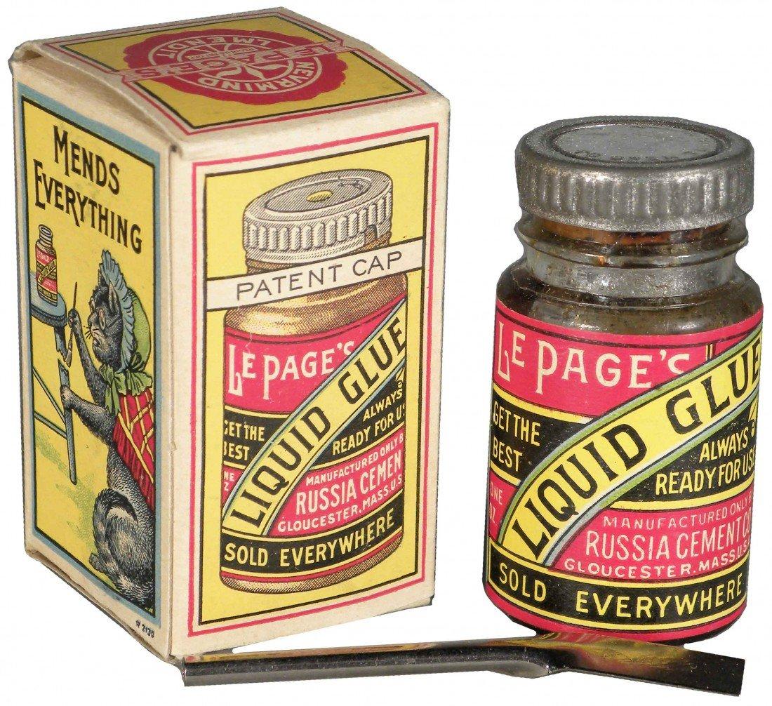 1324: LePage's Liquid Glue w/box