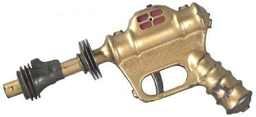1567 Buck Rogers Atomic Pistol