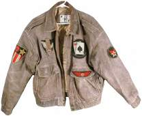 904: WWII Flying Tigers Air Force Bomber Jacket