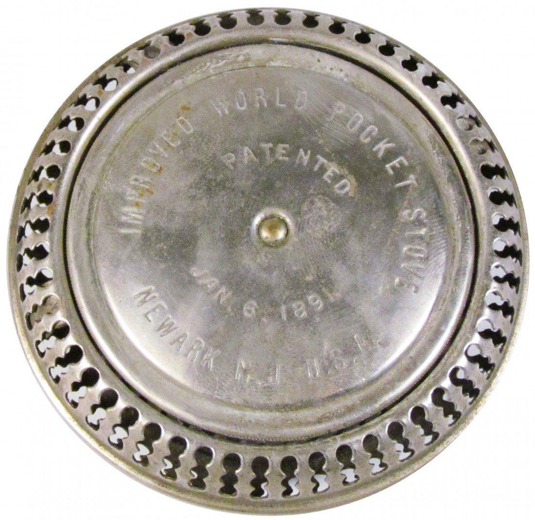 1379: Improved World Pocket Stove Hand Warmer