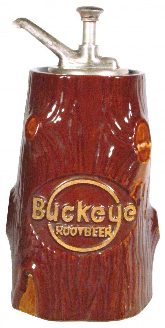 1393: Buckeye Root Beer Syrup Dispenser