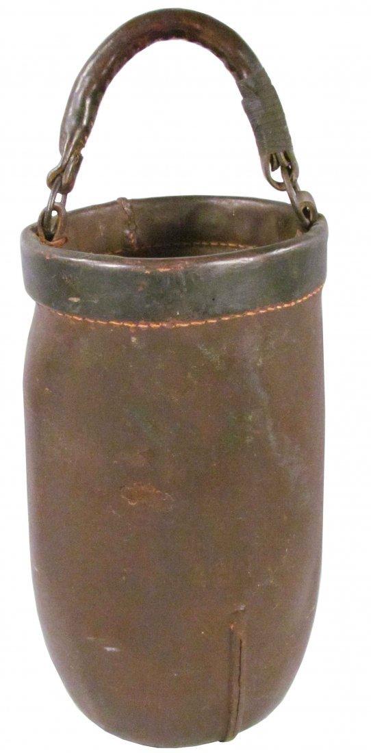 1302: Leather Fire Bucket