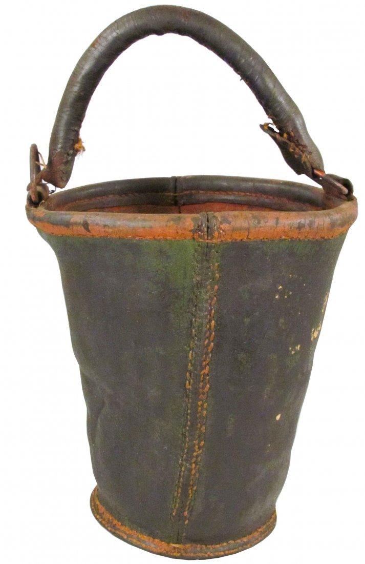 1304: Leather Fire Bucket