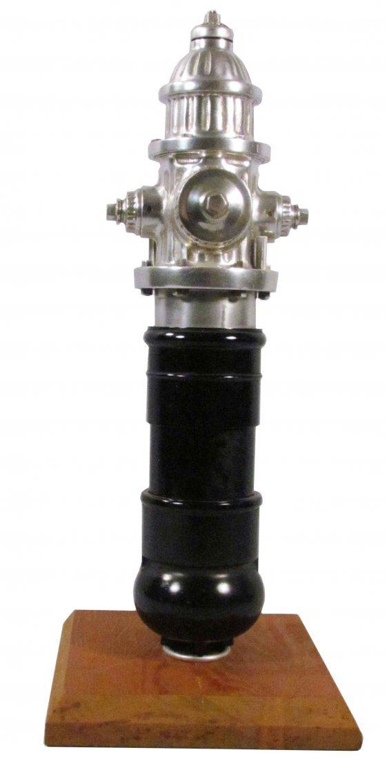 1316: Salesman's Sample Fire Hydrant