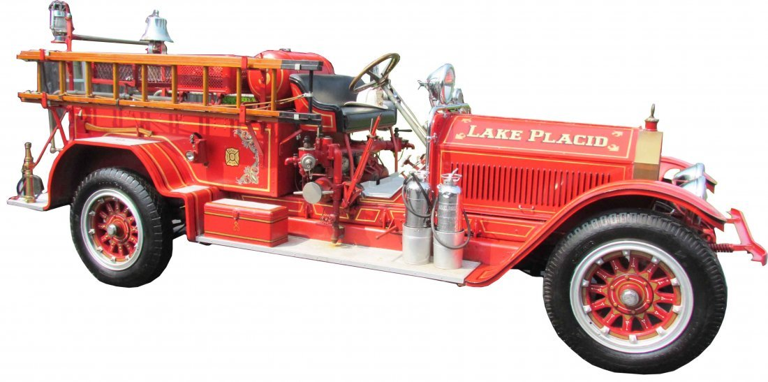 1428: 1922 American LaFrance Pumper Fire Truck