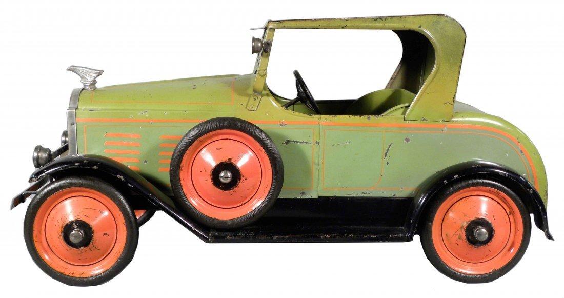1510: Toledo Buick Toy Car