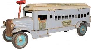 1530: Keystone Pressed Steel Chevy Coast to Coast Bus