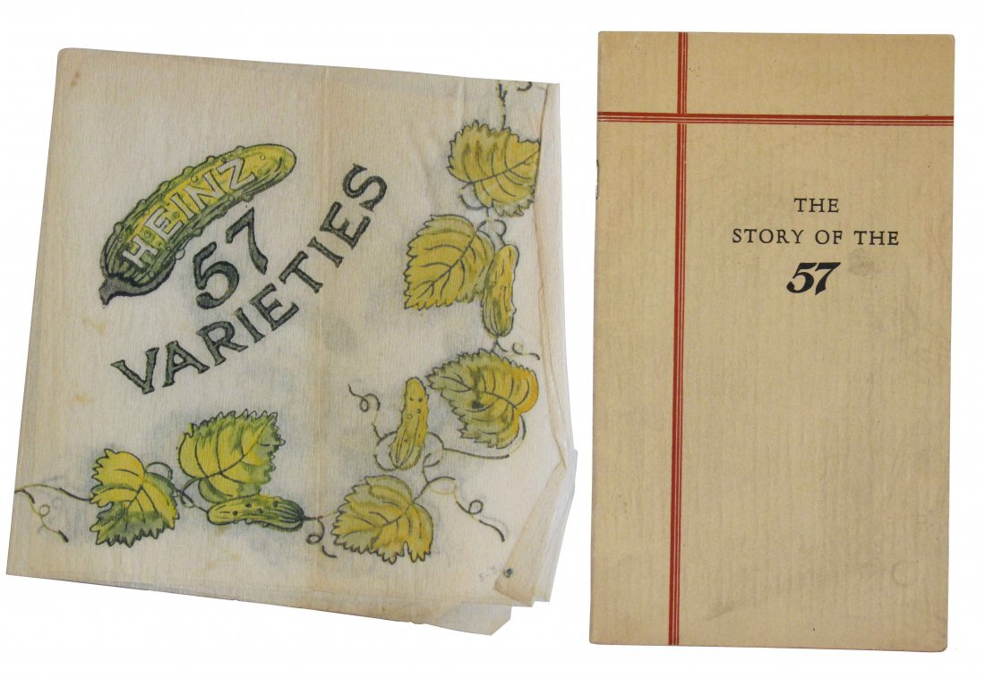 Story of the 57 and Early Heinz Paper Napkin