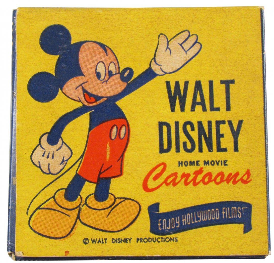 Donald Duck Walt Disney Film 1703-B