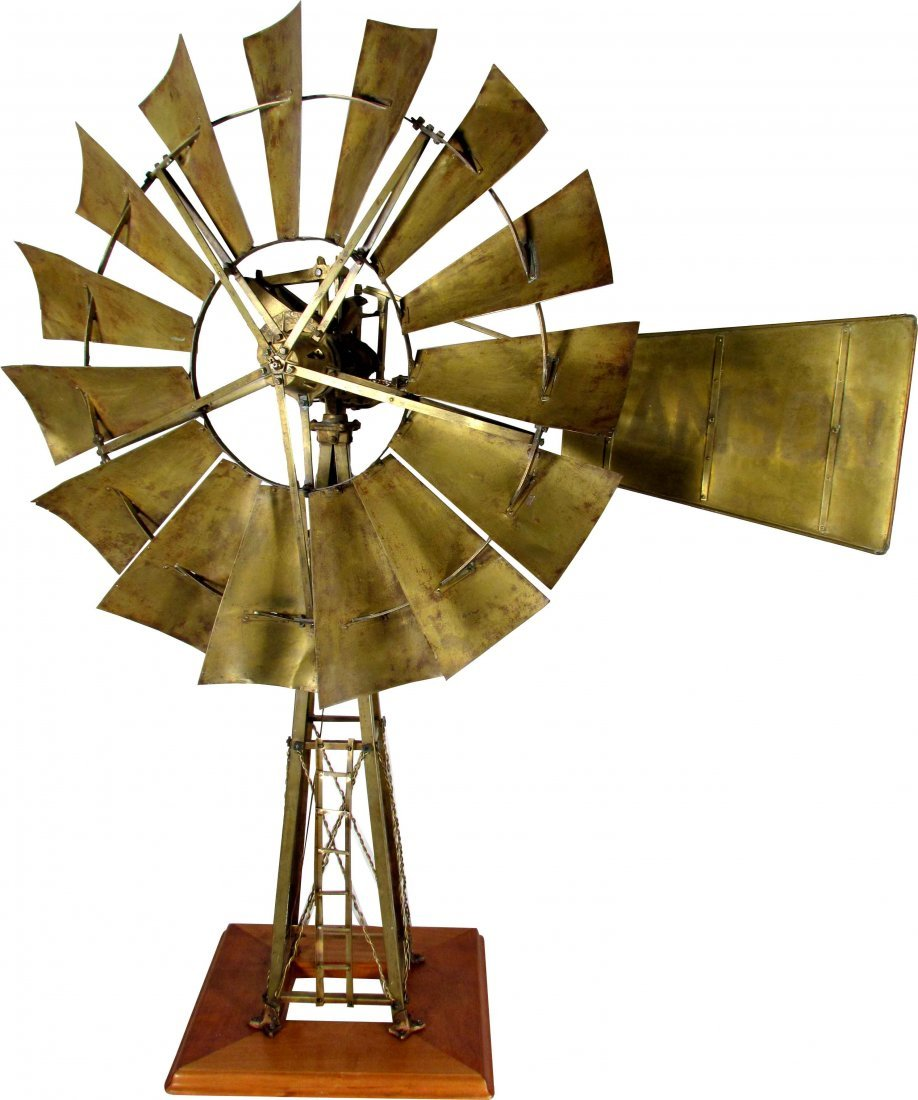 Samson Salesman Sample Windmill