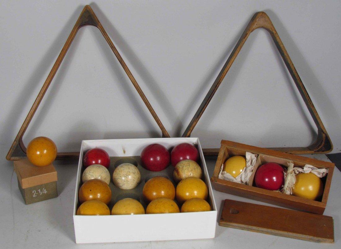Miscellaneous Billiard Items