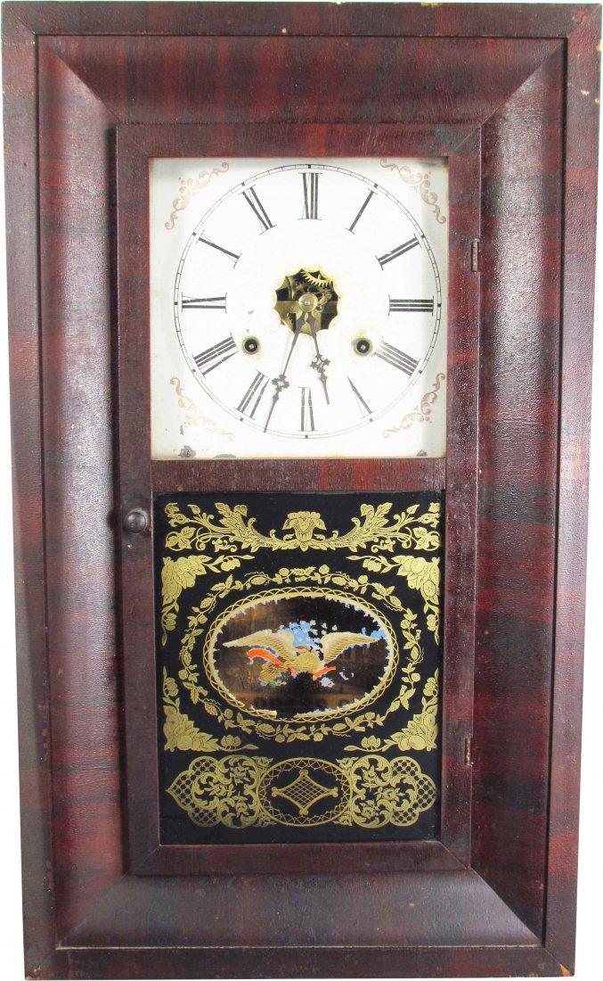 Ansonia Wood Clock