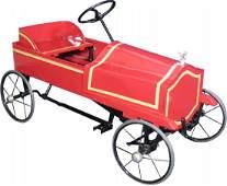 Rare 1915 Velo-King Pedal Car