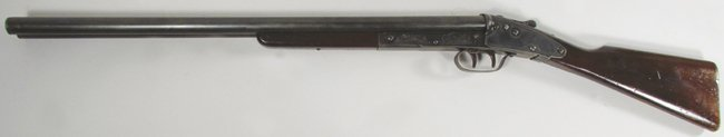 Daisy Model 104 Double Barrel Air Rifle, B-B Gun