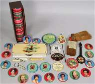 Collection of Vintage Novelty and Advertising Items